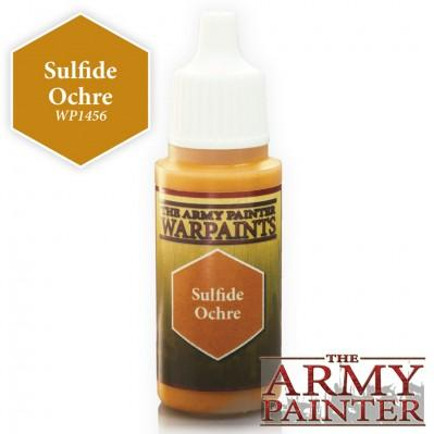 """Army Painter Warpaints Sulfide Ochre  18ml
