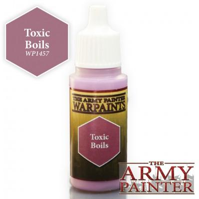 """Army Painter Warpaints Toxic Boils  18ml