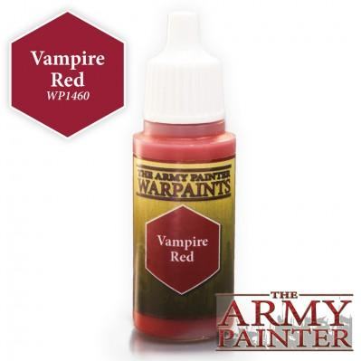 """Army Painter Warpaints Vampire Red  18ml