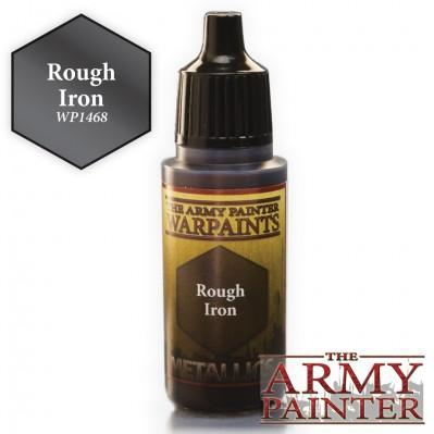 """Army Painter Warpaints Rough Iron  18ml