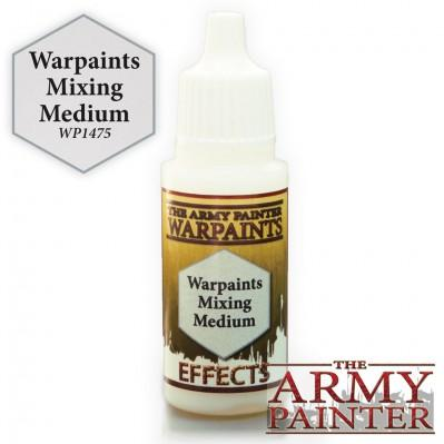 """Army Painter Warpaints Warpaints Mixing Medium  18ml