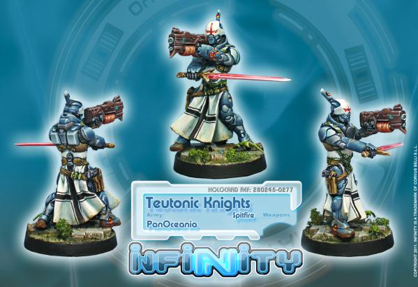 Infinity PanOceania Teutonic Knights  Spitfire (1) WEB