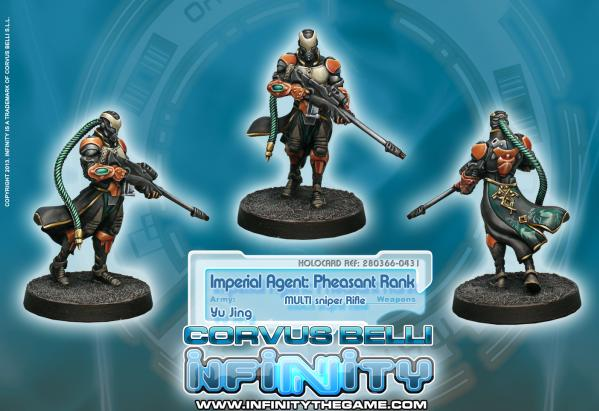 Infinity Yu Jing Imperial Agent  Pheasant Rank  Sniper (1) WEB