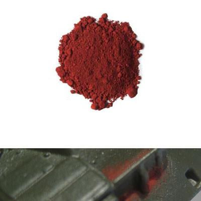 Secret Weapon Weathering Pigment: Rust Red