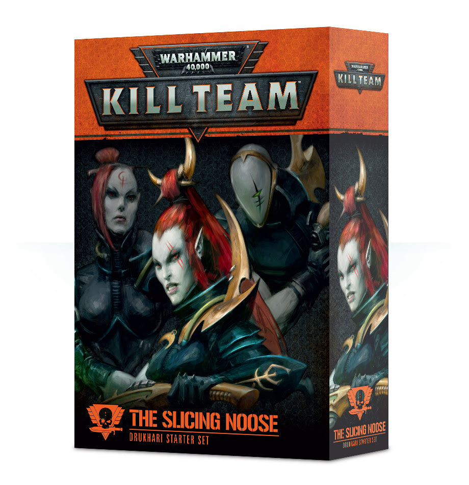 KILL TEAM THE SLICING NOOSE DRUKHARI DICEHEADdotCOM