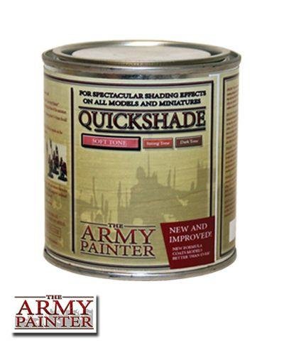 """Army Painter: Quick Shade Soft Tone 250ml