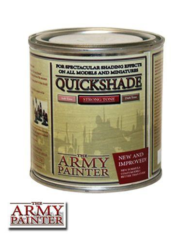 """Army Painter: Quick Shade Strong Tone 250ml