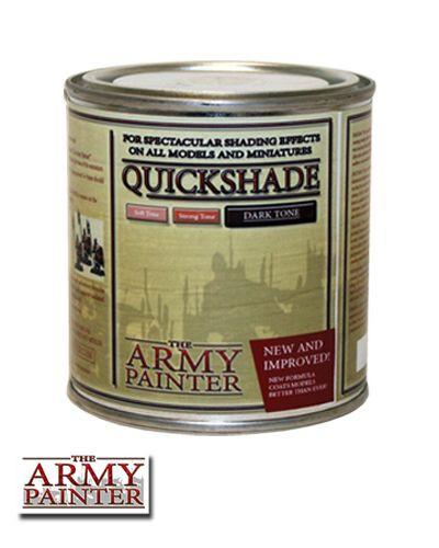 """Army Painter: Quick Shade Dark Tone 250ml