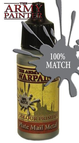 """Army Painter: Warpaints Plate Mail Metal 18ml