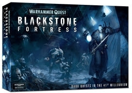 WARHAMMER QUEST BLACKSTONE FORTRESS PRE-ORDER DICEHEADdotCOM (ADD S&H APPLIES)