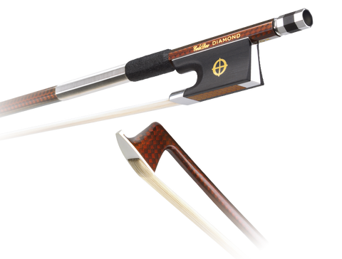 CodaBow Diamond GX™ Carbon Fiber Violin Bow
