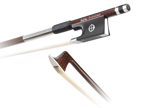 CodaBow Diamond NX™ Carbon Fiber Violin Bow