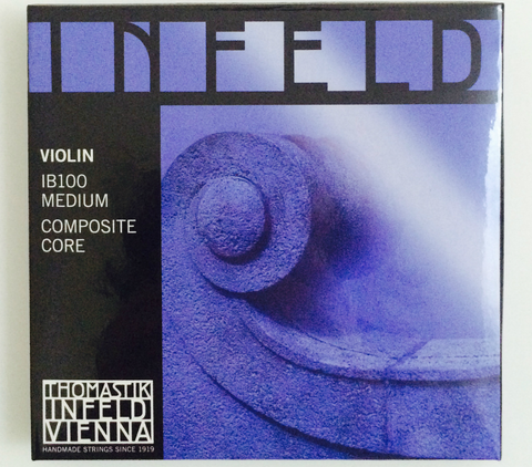 Thomastik-Infeld Violin Blue Strings 4/4 Set