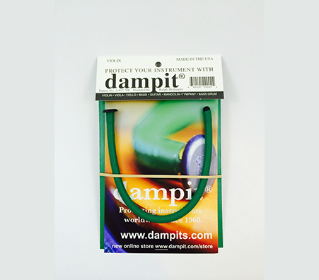 Dampit Humidifier - For Violin, Viola, Cello, Bass