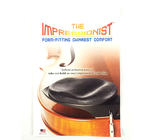 The Impressionist Chinrest Pad - 4/4 Violin