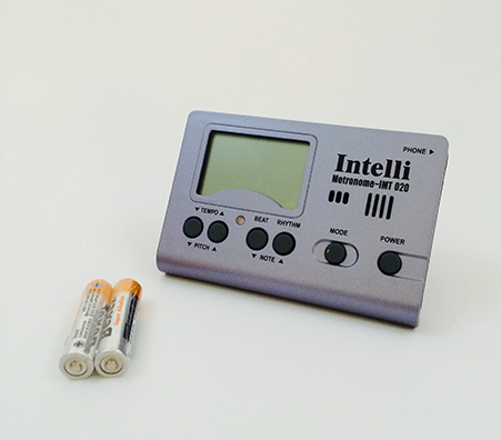 Intelli IMT-020 Digital Metronome Dual