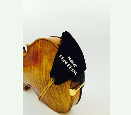 Meisel Chin-Chum Chinrest Cover - For Violin and Viola