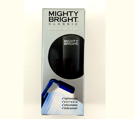 Mighty Bright Classic Music Stand Clip-On Light