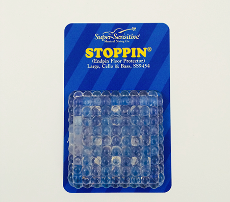 """Stoppin"" Endpin Floor Protector by Super-Sensitive"