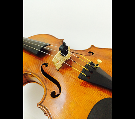 Tourte Orgininal Mute Single Hole - For Violin or Viola