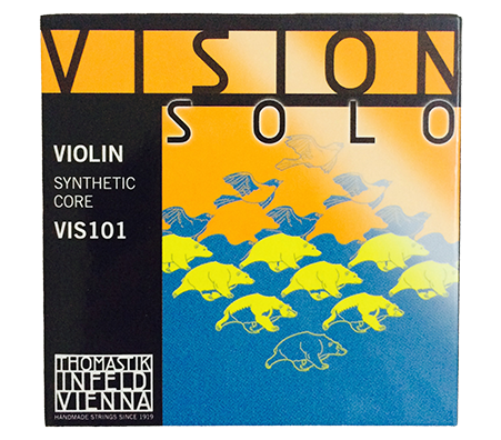 Thomastik Infeld Vision Solo Violin 4/4 Set