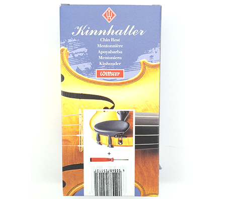 Wittner Chinrest - For Violin and Viola (All Sizes)