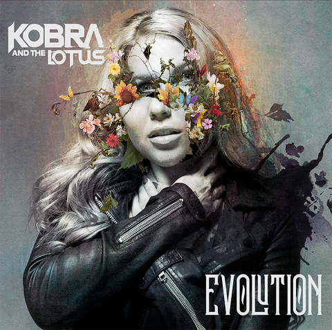 """EVOLUTION"" OUT NOW WORLDWIDE!"