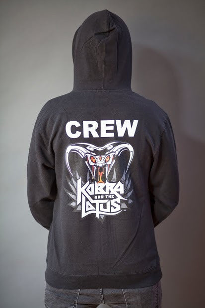 "Limited Edition ""CREW"" HOODIE"