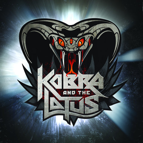 Limited Edition Autographed  by Kobra Paige KOBRA AND THE LOTUS CD 2012 Release