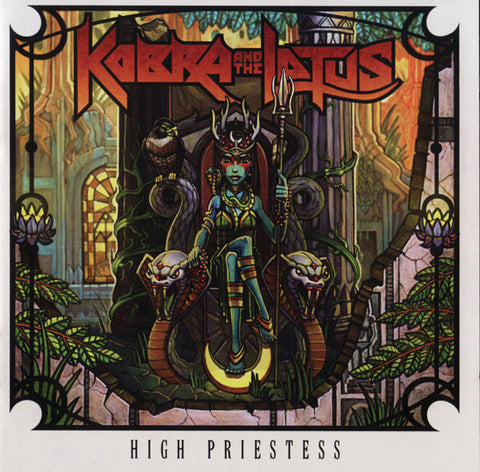 High Priestess CD