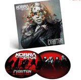 Evolution Vinyl - Special Edition Picture Disc