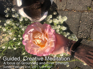 Guided, Creative Meditation