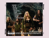 Limited Edition Autographed HIGH PRIESTESS CD 2014 Release