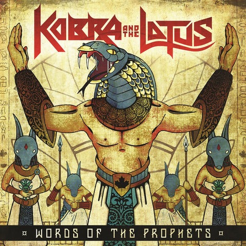 Collector's Edition Autographed Words of the Prophets EP **SOLD OUT**