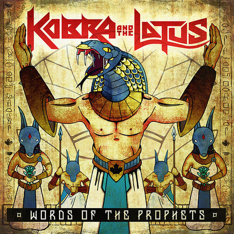 Word of the Prophets  Limited Edition Autographed Vinyl Release 2015 **SOLD OUT**