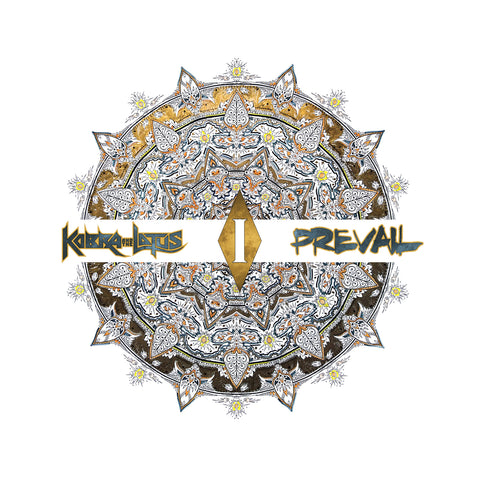 PREVAIL I Limited Edition Autographed Vinyl (White) Napalm Records 2017 **NORTH AMERICA ONLY**