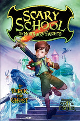 Scary School 4-Book-Series Hardcover Bundle