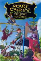 Scary School 4-Book-Series Book Bundle