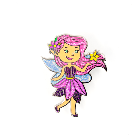 The Little Fairy Enamel Pin
