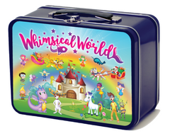 Whimsical World Lunch Box