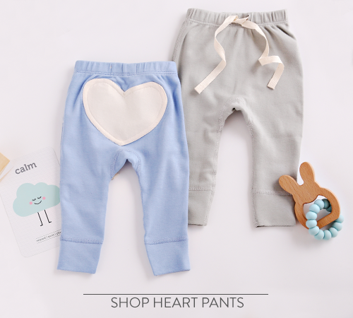organic baby pants | soft baby clothes
