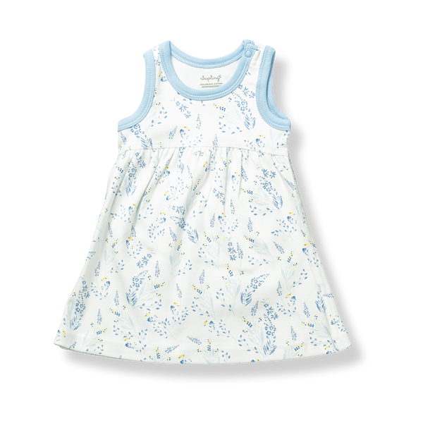 Meadow Dress - Sapling Organic Baby Clothes