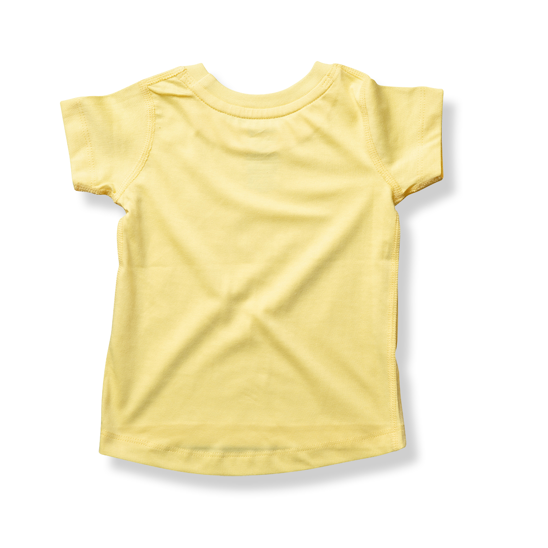 Stay Golden Tee - Sapling Organic Baby Clothes