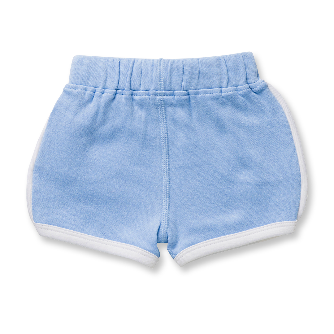 Unisex Blue Shorts - Sapling Child Australia