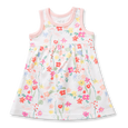 Floral Dress - Sapling Organic Baby Clothes