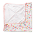 Floral Snuggle Wrap - Sapling Organic Baby Clothes