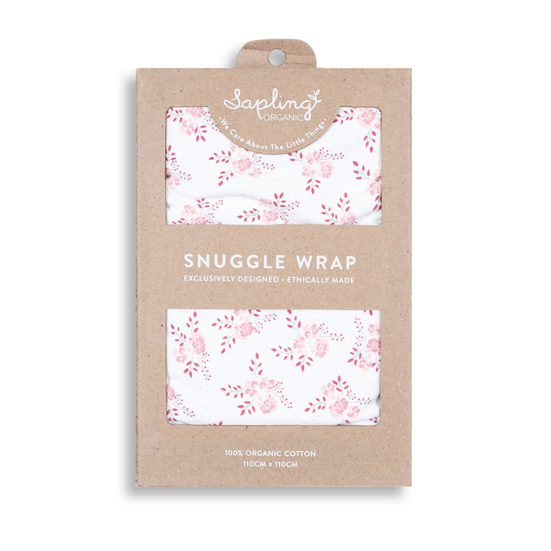 Bramble Snuggle Wrap - Sapling Child Australia