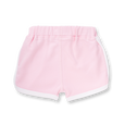 Rose Pink Shorts - Sapling Organic Baby Clothes