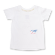 Whale Tee - Sapling Organic Baby Clothes