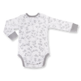Fern Long Sleeve Bodysuit - Sapling Child